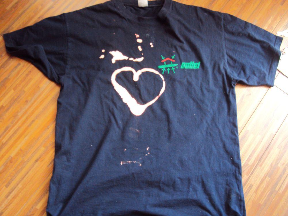 Koszulka z serduszkiem Ola - przód