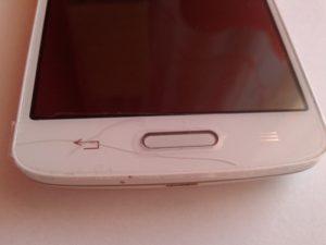 Wymiana szybki w telefonie LG F70 (LG D315)